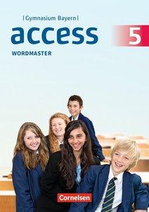 Access - Bayern 5. Jahrgangsstufe - Wordmaster mit Lösungen