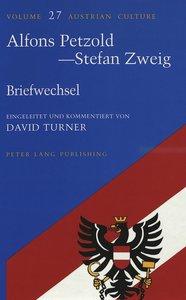 Alfons Petzold - Stefan Zweig