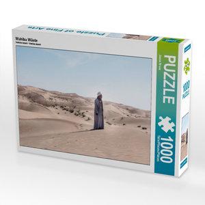 Wahiba Wüste 1000 Teile Puzzle quer