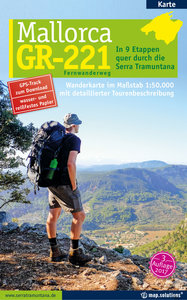 Mallorca GR221 Fernwanderweg