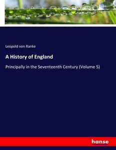 A History of England