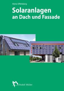 Solartechnik an Dach und Fassade