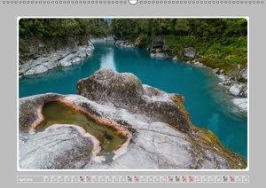 Neuseeland - Die Südinsel (Wandkalender 2019 DIN A2 quer)