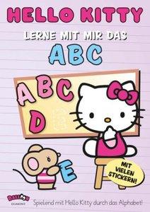 Hello Kitty - Lerne mit mir das ABC