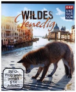 Wildes Venedig 4 K, UHD-Blu-ray