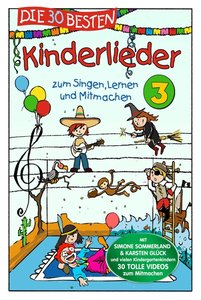 Die 30 Besten Kinderlieder Vol.3