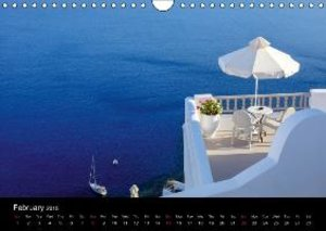 The Cyclades (Wall Calendar 2015 DIN A4 Landscape)