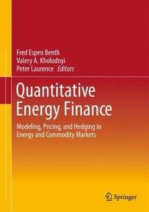 Quantitative Energy Finance