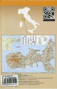 Topographische Karte Isola d\'Elba 1:30.000