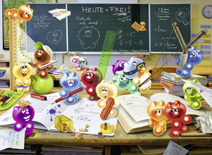 GEL: Spaß im Klassenzimmer