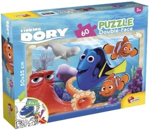Finding Dory (Kinderpuzzle), Double Face Plus 60
