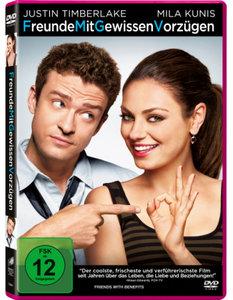 Freunde mit gewissen Vorzügen, 1 DVD