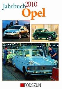 Jahrbuch Opel 2010