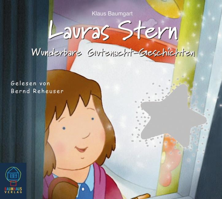 Lauras Stern - Wunderbare Gutenacht Geschichten - zum Schließen ins Bild klicken