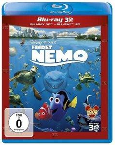 Findet Nemo 3D, 1 Blu-ray