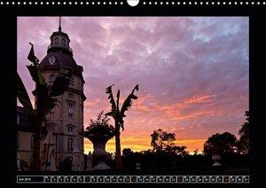 Karlsruhe Tag und Nacht