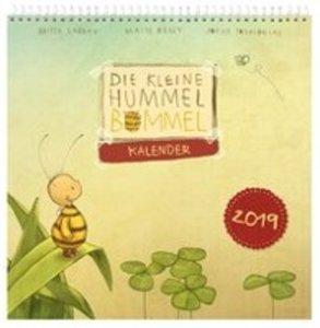 Die kleine Hummel Bommel - Kalender 2019