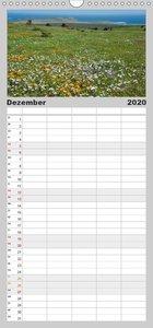 Südafrika - Familienplaner hoch (Wandkalender 2020 , 21 cm x 45