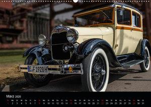 Faszination Oldtimer und Autolegenden