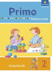 Primo.Mathematik 2. Arbeitsheft