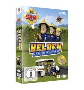Heldengeschichten (5 DVD Box)