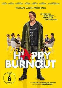 Happy Burnout, 1 DVD