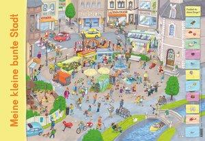 Mein Lernposter: Meine kleine bunte Stadt