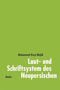 Laut- und Schriftsystem des Neupersischen