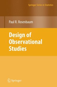 Design of Observational Studies