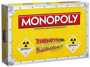 Monopoly Zurück in die Zukunft: Standard Edition