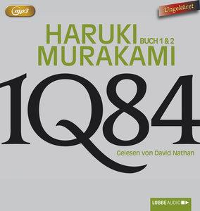 1Q84. Buch 1 & 2.