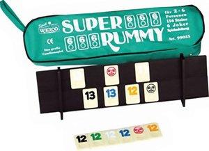 Super Rummy 2-6 Spieler, Beutel