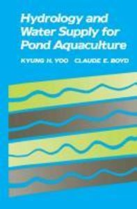 Hydrology and Water Supply for Pond Aquaculture