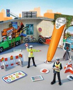 tiptoi mini Spielwelt Verkehrspolizei (Kinderspiel)