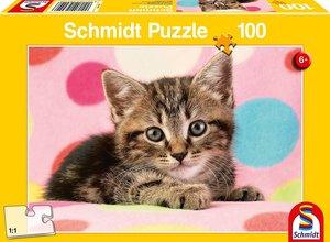 Süßes Katzenkind (Kinderpuzzle)
