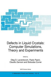 Defects in Liquid Crystals: Computer Simulations, Theory and Exp