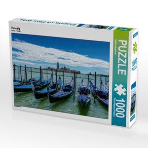 Venedig 1000 Teile Puzzle quer