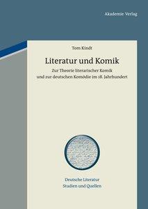 Literatur und Komik