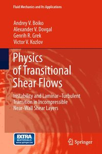 Physics of Transitional Shear Flows