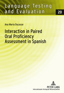 Interaction in Paired Oral Proficiency Assessment in Spanish