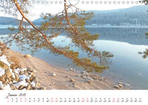 Stille Natur (Wandkalender 2020 DIN A4 quer)