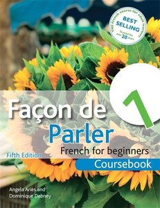 Façon de Parler 1 French for Beginners 6ed Course Book