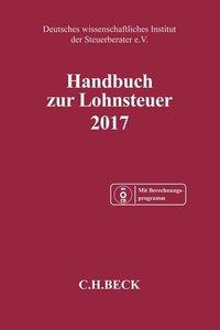 Handbuch zur Lohnsteuer 2017