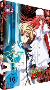 Highschool DXD New - DVD 3