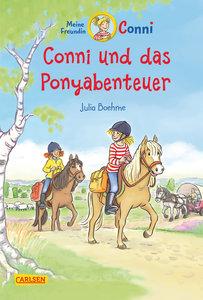 Conni-Erzählbände, Band 27: Conni und das Ponyabenteuer