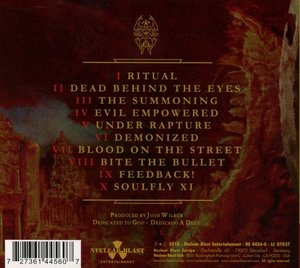 Ritual (Limited Digipak)