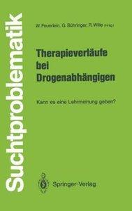 Therapieverläufe bei Drogenabhängigen