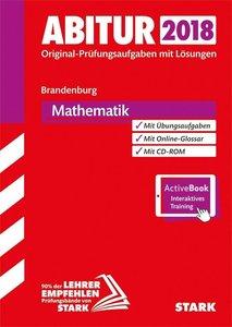 Abitur 2018 - Brandenburg - Mathematik