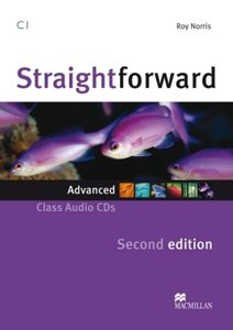 Straightforward Advanced. 3 Class Audio-CDs