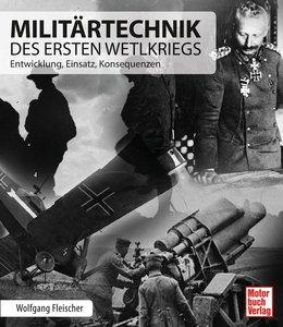 Militärtechnik des Ersten Weltkriegs